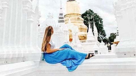 UM Student in Thailand